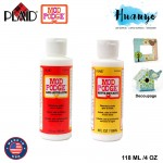 Plaid Mod Podge Non Toxic Waterbase Sealer,Decoupage Glue & Finish [118ML / 4 oz] (Gloss / Matte)