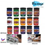 Five Star Fabric Paint Dye Colour (220 gram) (List 1/2)