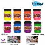 Five Star Fabric Paint Dye Special Colour [Fluorescent] (220 gram) (List 2/2)