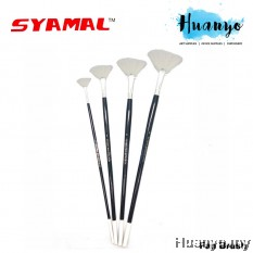 Syamal Artist Water Colour Acrylic Oil Colour Fan Brush