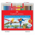 Faber-Castell Water Colour Pencils 48L