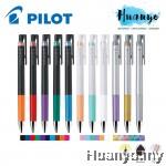 Pilot Juice Up Retractable Gel Ink Pen Needle Tip 0.4MM (Basic Colour / Metallic)