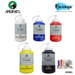 Marie's Acrylic Colour Paint 500ML No. A-6500B (Per Bottle)