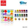 Colleen Non Toxic Poster Colour Set of 16 (Include Metallic Gold and Silver)