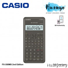 Casio Scientific Calculator FX-350MS 2nd Edition