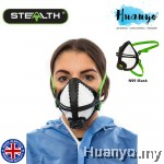 Stealth UK Lite Pro FFP3 N95/N99 Reusable Easy Breathing Respirator Face Mask