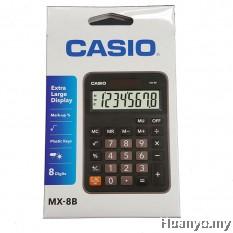 Casio Calculator MX-8B