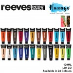 Reeves Intro Acrylic Colour Paint 120ML [Per Tube] (List 2/2)