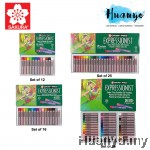 Sakura Cray-Pas Expressionist Extra Fine Quality Oil Pastel Colour (Set of 12/ 16 / 25 / 36 Color)