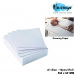 Artist Drawing Paper 200gsm A1 Size / 60 x 84 CM (10pcs/roll)