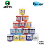 Marie's Acrylic Colour Paint 100ML No. A1100 (Per Bottle) [List 1/2]