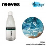 Reeves Acrylic Pouring Medium 500ML