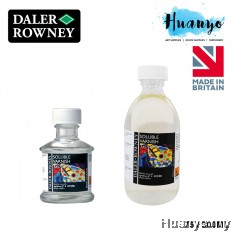 Daler Rowney Acrylic Colour Medium Soluble Gloss Varnish (75ML / 300ML)