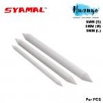 Syamal Artist Blending Paper Stump Blender (Small/Medium/Large, Per PCS)