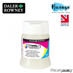 Daler Rowney Screen Printing Textile Medium for Acrylic Colour (250ML)