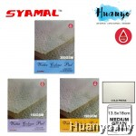Syamal Water Colour Painting Travel Size Pad (13.5 X 18CM, 150/190/300GSM, 10 Sheets/Pad, Cold Pressed)
