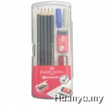 Faber-Castell 2B Exam Set