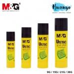 M&G Ustic Non Toxic Glue Stick (9g /15g / 21g / 36g) [Per Tube]