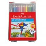 Faber-Castell Watercolor Pencils 12L