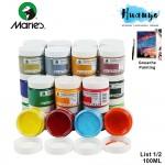 Marie's Non Toxic Gouache Opaque Water Colour Paint G-1100 (100ML ,Per Bottle) [List 1/2]