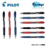 Pilot G2 Retractable Rubber Grip Gel Pen 0.5mm / 0.7mm / 1.0MM Tip (Per Pcs)
