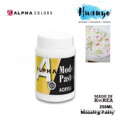 Alpha Colors Acrylic Medium Modeling Paste 250ML