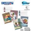 CAMPAP Premium Drawing Paper Pad Block A3 Size 18 Sheets (135GSM /165GSM ) [CA3616/CA3617]
