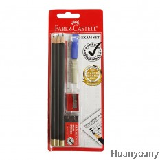Faber-Castell Tri Grip Exam Set