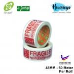 Sweettape OPP Fragile Tape 48MM (Per Roll)
