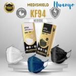 MediShield KF94 4 Layer Medical Anti Virus Face Mask (10pcs / 20pcs Per Box) [Best for Double Masking]