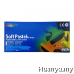 Mungyo Soft Pastel 12 Colours Set