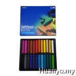 Mungyo Soft Pastel 24 Colours Set