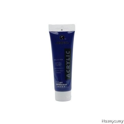 Marie's Acrylic Colour 120ML No.451 (Phthalo Blue)