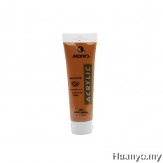 Marie's Acrylic Colour 120ML No.684 (Burnt Sienna)