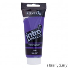 Reeves Acrylic Colour 120ML (Violet)