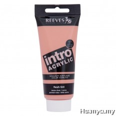 Reeves Acrylic Colour 120ML (Fresh Tint/Peach)