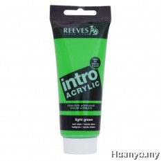 Reeves Intro Acrylic Colour 120ML (Light Green)