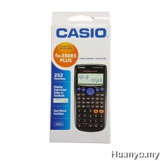Casio Scientific Calculator FX-350ES Plus
