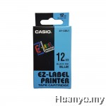 Casio EZ-Label Tape Cartridge 12mm - Blue