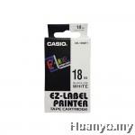Casio EZ-Label Tape Cartridge 18mm - White