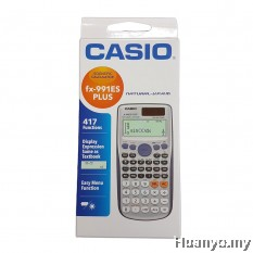 Casio Scientific Calculator FX-991ES Plus (Solar Powered)