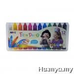 AMOS Face Deco Paint (Colours of 12)