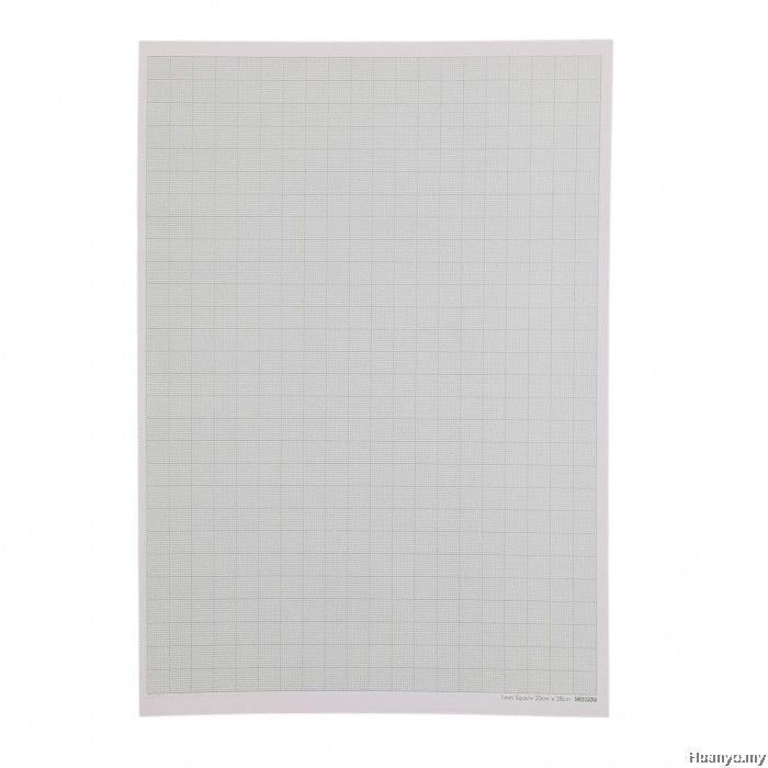 campap a4 graph paper 70gsm  pack