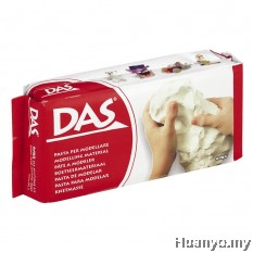 DAS Air Hardening Modeling Clay (White)  - 1 kg