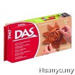 DAS Air Hardening Modeling Clay (Terracotta)  - 1 kg