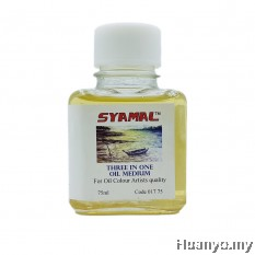 Syamal Three in One Medium 75ML