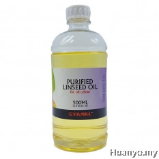 Syamal Purified Linseed Oil (500ml)