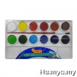 Jovi Watercolour Set (12 Colours)