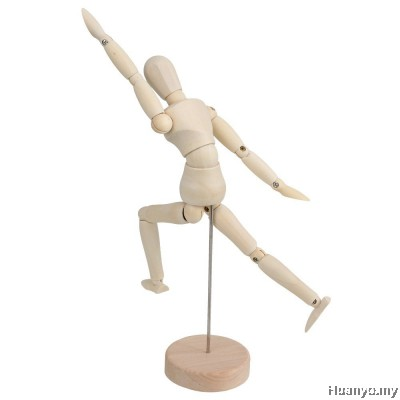 ArtPac Artist Manikin/Mannequin 12 inch