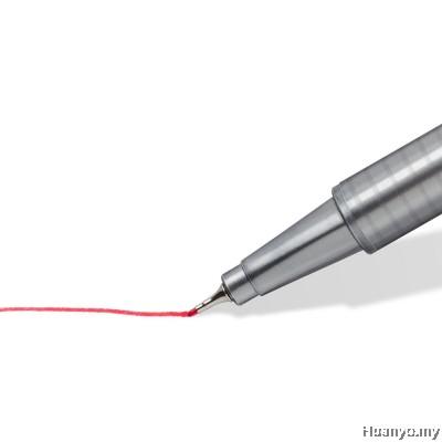 Staedtler Triplus Fineliner Heart 0.3mm (Set of 15 Colours)